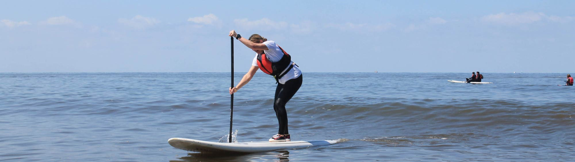Paddleboard Progression Session
