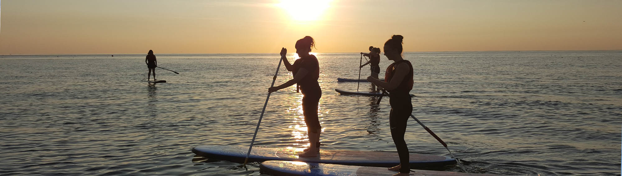 Stand Up Paddleboard Lessons in Norfolk