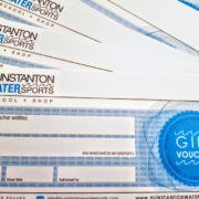 Gift Vouchers - Christmas Ideas